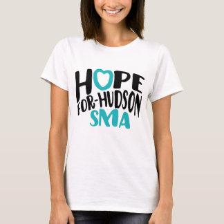 Camiseta Esperança para Hudson - SMA