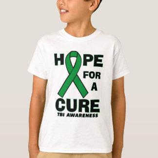 Camiseta Esperança para uma cura TBI