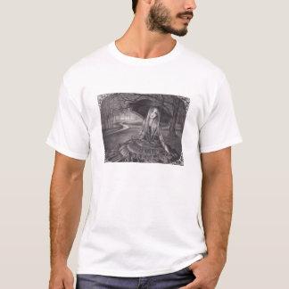 Camiseta Esperando o alvorecer - t-shirt