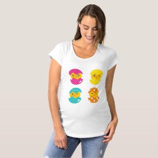 Camiseta Esperar a mãe chocada eggs os t-shirt de