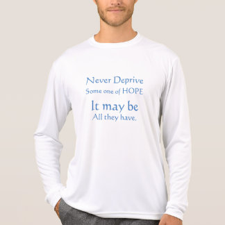 Camiseta ESPERE que tudo esses alguns têm