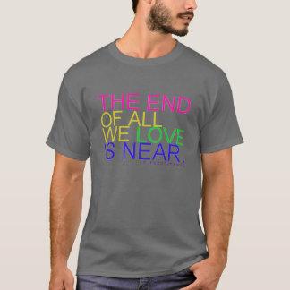 Camiseta ESPERE um MINUTO AQUI - Robotanists T
