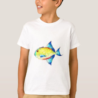 Camiseta Esperimentoza - peixe lindo