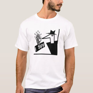 Camiseta Espião com bomba