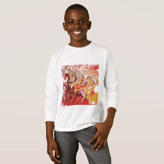 Camiseta Espirais selvagens