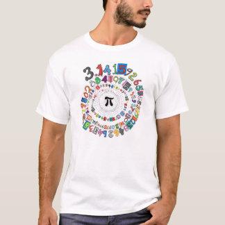 Camiseta espiral