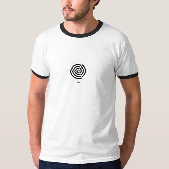 Camiseta Espiral _sinistrogira, DM