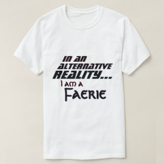 Camiseta Espírito alternativo MMORPG do país das fadas da