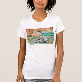 Camiseta Espírito da queda