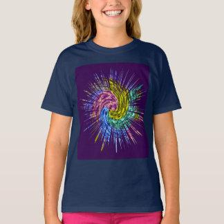 Camiseta Espírito de sorriso da faísca espiritual do Feliz