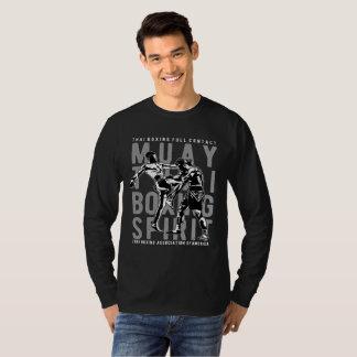 Camiseta Espírito tailandês do encaixotamento de Muay
