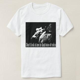 Camiseta espirituoso inteligente Funky
