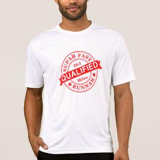 Camiseta Esporte-Tek rápido super qualificado SS do