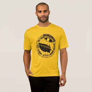 Camiseta Esporte TOTAL T do desenhista do ECLIPSE 2017