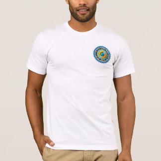 camiseta esportiva