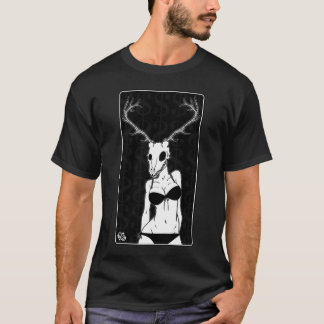 Camiseta esposa do troféu (escura)