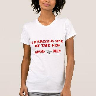 Camiseta Esposa marinha