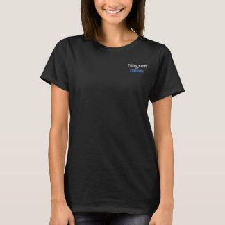 Camiseta Esposas da polícia do t-shirt das KY