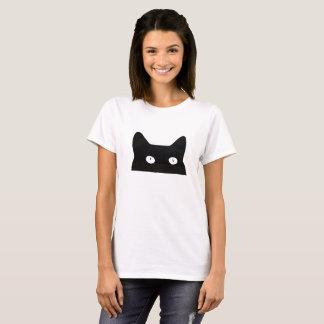 Camiseta Espreitando o gato