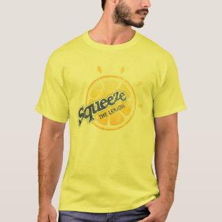 Camiseta Esprema o limão