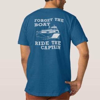 Camiseta Esqueça o barco