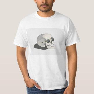 Camiseta esqueleto anca