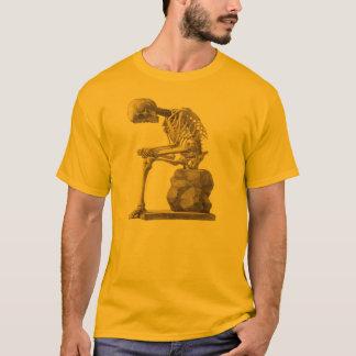 Camiseta Esqueleto da anatomia