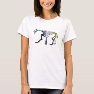 Camiseta Esqueleto de Smilodon