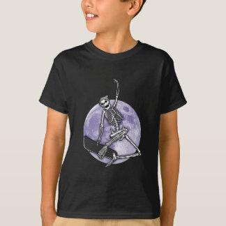 Camiseta Esqueleto do conselho