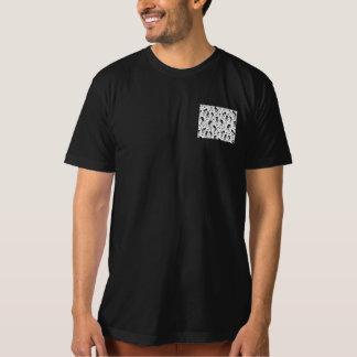 Camiseta Esqueleto Groovy