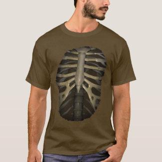 Camiseta Esqueleto visível