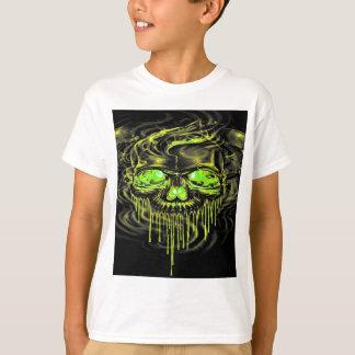 Camiseta Esqueletos lustrosos de Yella