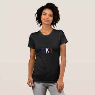 Camiseta Esqui