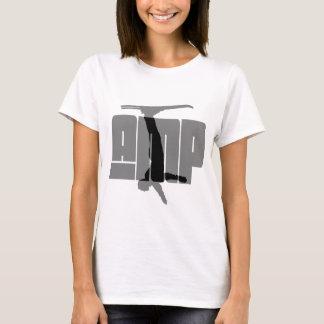 Camiseta Esqui aéreo do estilo livre