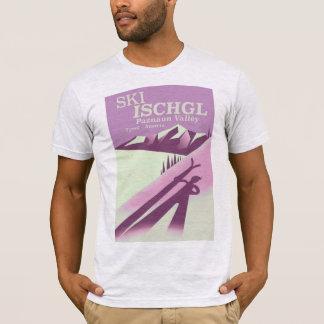 Camiseta Esqui Ischgl, vale Tirol de Paznaun