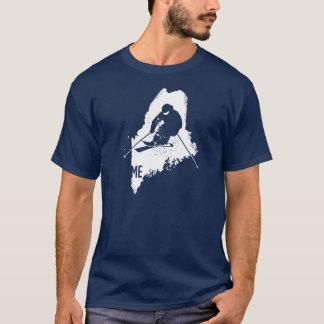 Camiseta Esqui Maine