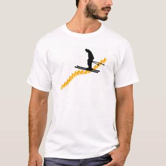 Camiseta Esquiam as pessoas
