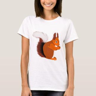 Camiseta esquilo