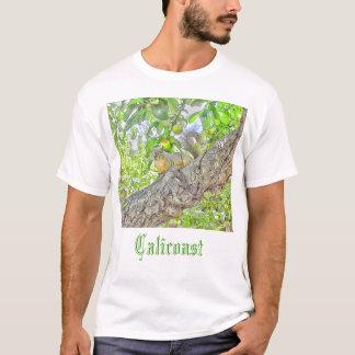 Camiseta Esquilo amigável da vizinhança