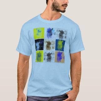 Camiseta Esquilo de néon