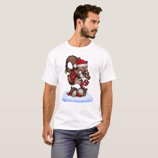 Camiseta Esquilo de noz
