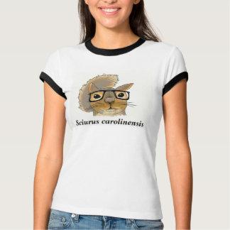 Camiseta Esquilo do nerd