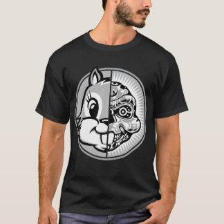 Camiseta Esquilo do robô