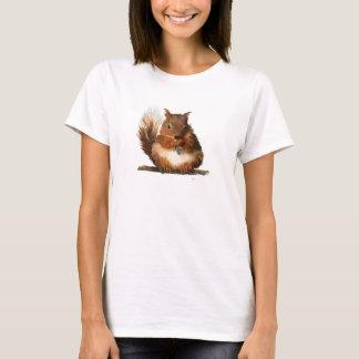 Camiseta Esquilo redondo