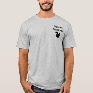 Camiseta Esquilo secreto