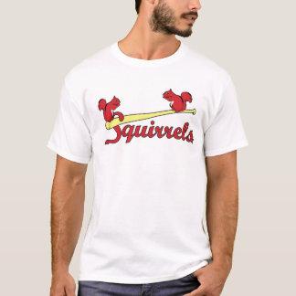 Camiseta Esquilo T da reunião de Louis