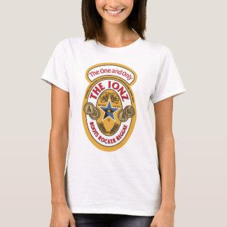 Camiseta Esse e o único logotipo de Ionz