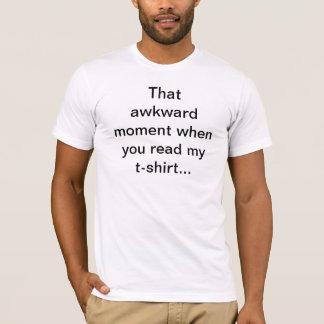 Camiseta Esse momento inábil