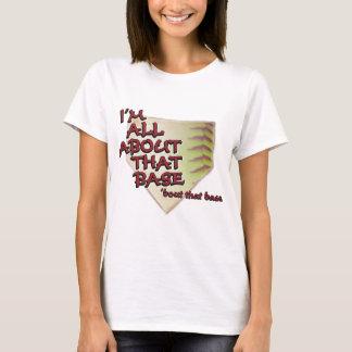 Camiseta Esse softball baixo de Fastpitch
