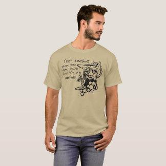 Camiseta Esse t-shirt do sentimento